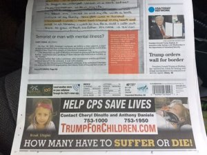 Trump for Children - Brook Stagles A National Crisis