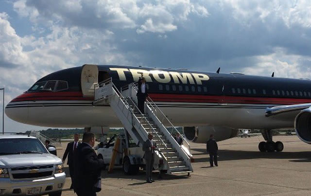 Trump Air Force One
