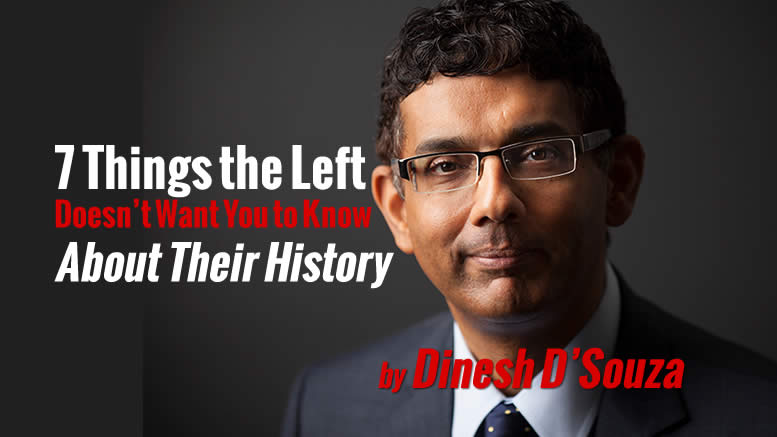 Things the Left Doesn't Want You to Know