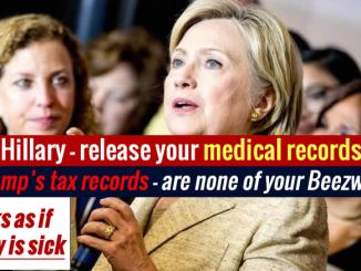 Hillary's Medical Records