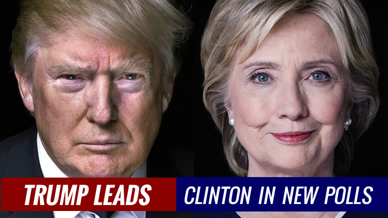trump leads clinton