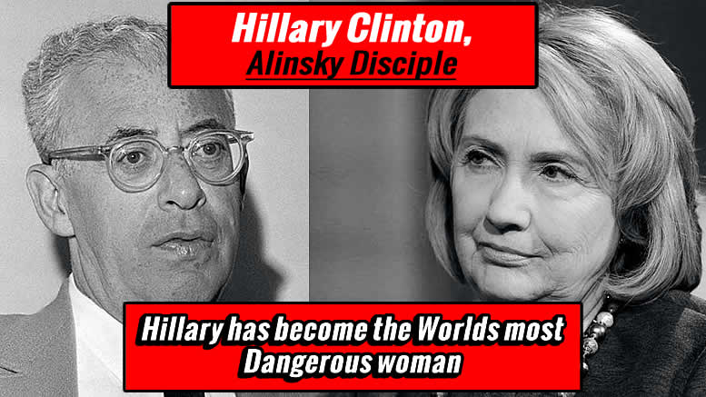 Read Hillary Clinton's letter to Saul Alinsky Rules for Radicals