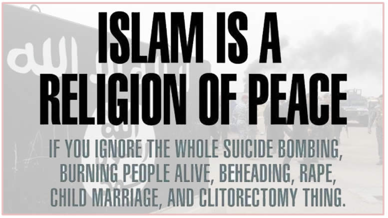 Fed Up with ISLAM