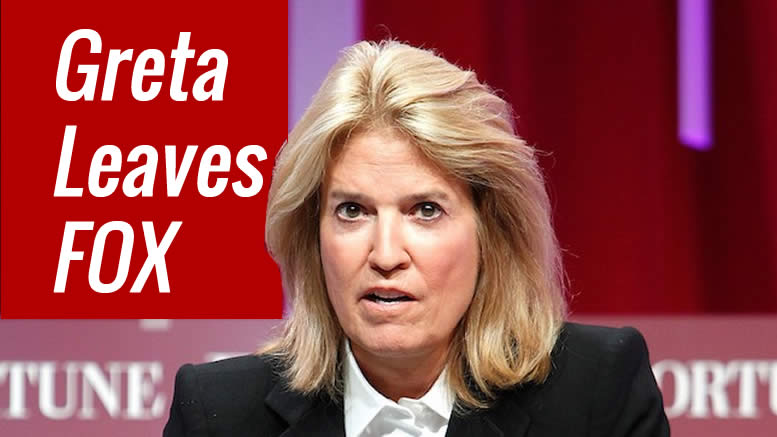 What happened to Greta Van Susteren at FOX?