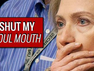 Hillary's Foul Mouth