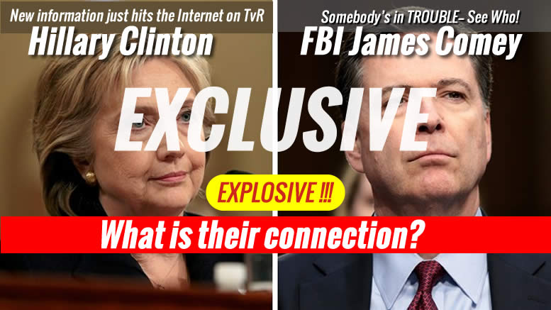 EXPOSED! Comey and Clinton Connection