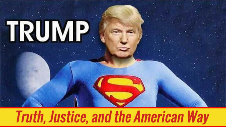What has Trump Done? Truth Justice and the American Way