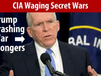CIA waging secret Wars