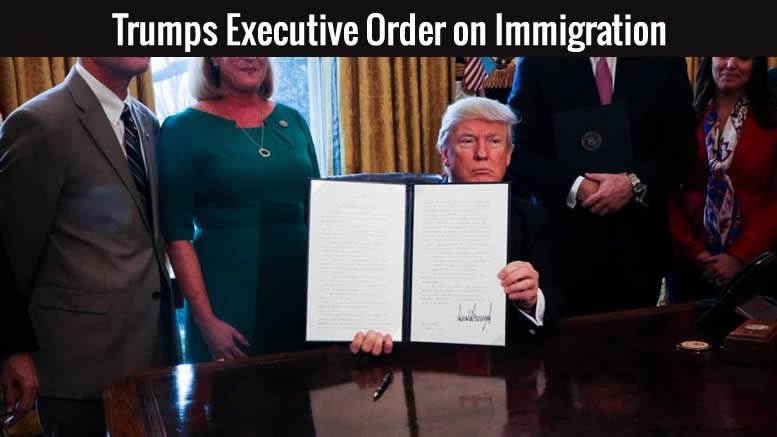 Trumps Executive Order on Immigration Is Both Legal and Constitutional