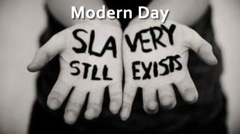 The New Age Modern Day Slavery