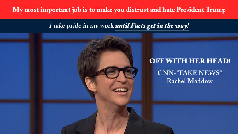 Manly Rachel Maddow Can you spell Felony?