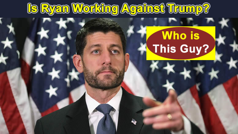 Is Paul Ryan a Wolf in Sheep's Clothing?