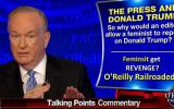 Bill O'Reilly Railroaded
