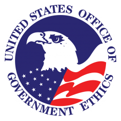 A seal for the US Office of Government Ethics