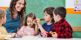 Vai trò của các cô giáo mầm non tương lai là gì?