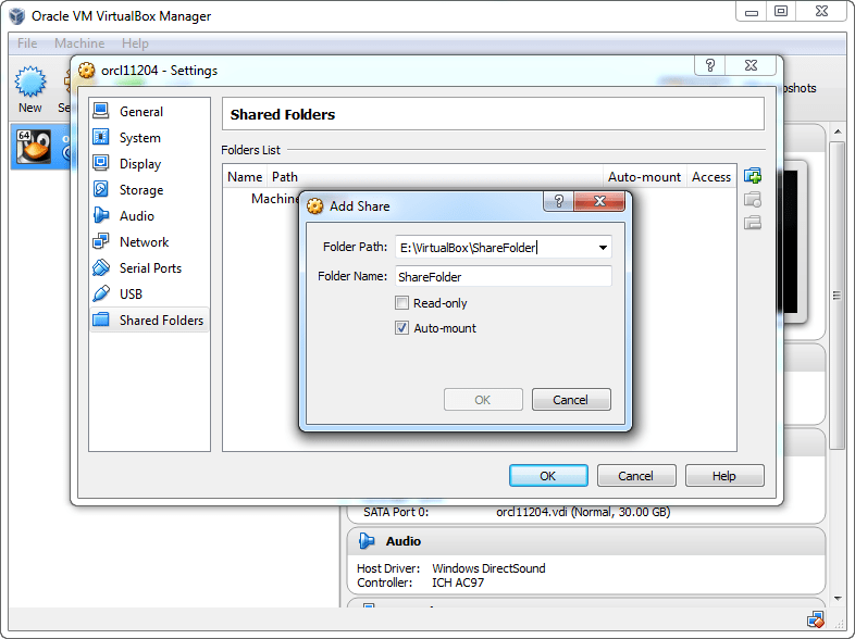 Oracle VirtualBox 18