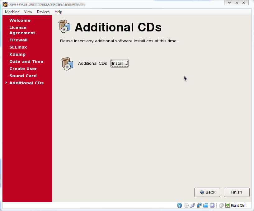 Install Linux 33