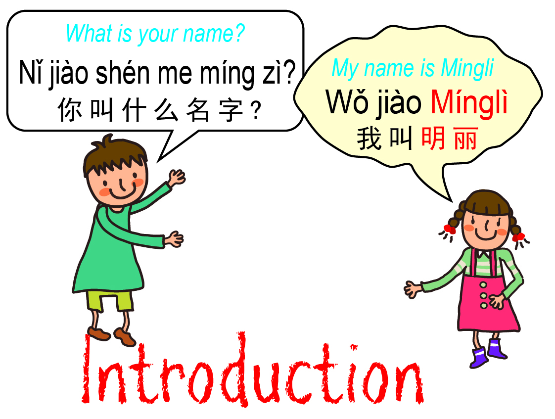 What S Your Name Videos Ling Ling Chinese