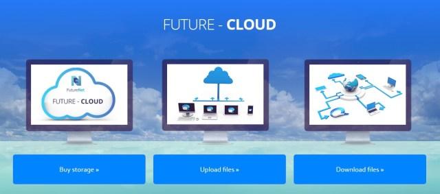 He thong FutureNet Cloud Storage