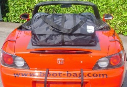 Audi TT Roadster luggage rack shoulder strap