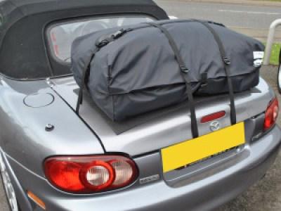Miata NA Luggage Rack