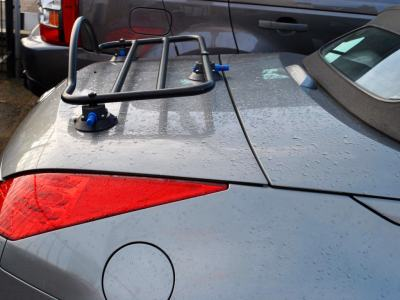 nissan 350z roadster luggage rack