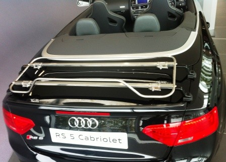 audi a5 cabriolet boot rack