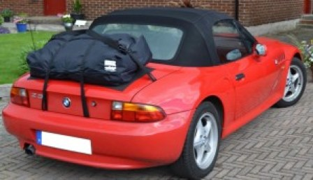 bmw z3 lugagge rack