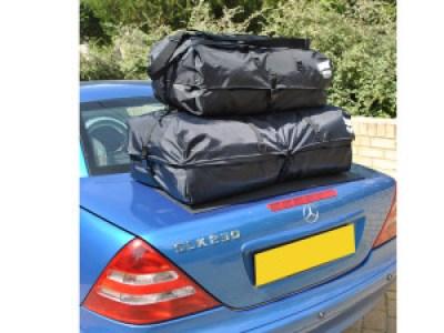 boot-bag car luggage rack