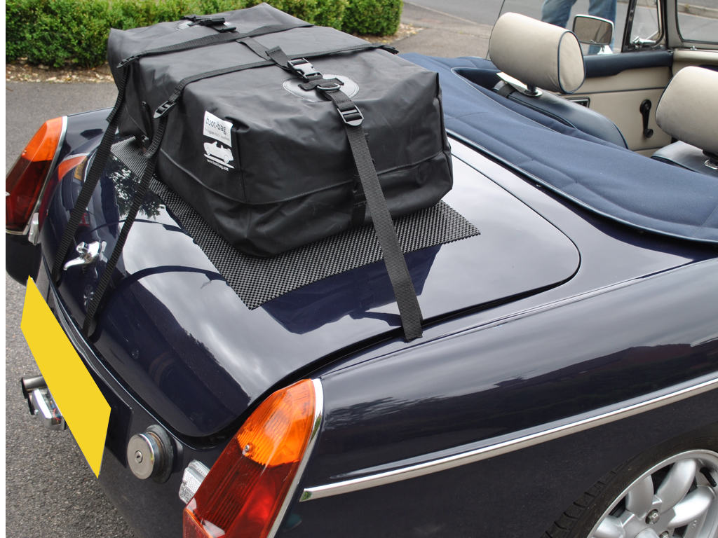 Mgb Trunk Rack Car Luggage Racks For Convertibles
