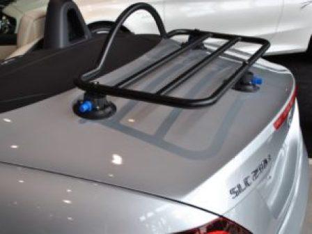 mercedes slc luggage rack revo rack