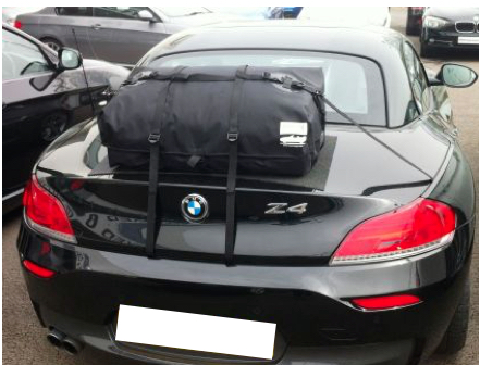 BMW Z4 E89 Luggage Rack bootbag