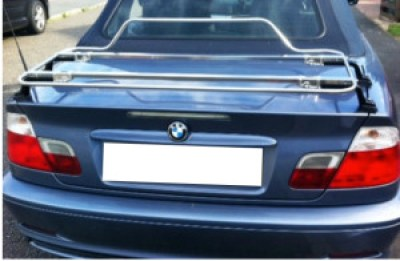 bmw 3 series convertible luggage rack e46