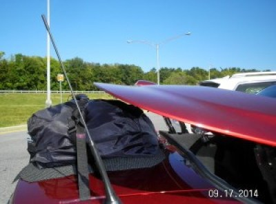 Miata PRHT Luggage Rack Roof Can Lower