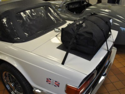 Triumph TR5 Luggage Rack