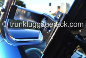 luggage rack clamps toyota mr2 roadster