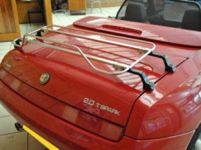 Alfa Romeo Spider Luggaage Rack Stainless Steel