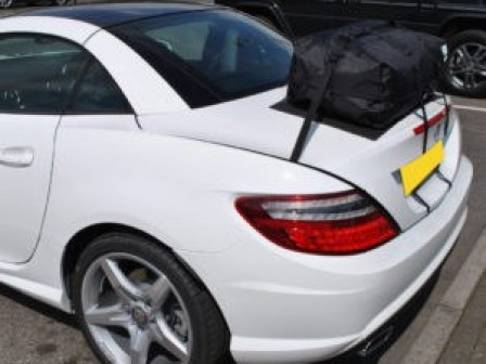 Mercedes SLC Luggage Rack