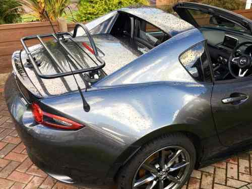 Mazda Miata RF Luggage Rack : Revo-Rack