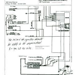 Msd 2 Step Wiring Diagram Hsh Push Pull Installing 6 Al With Tachometer Adapter