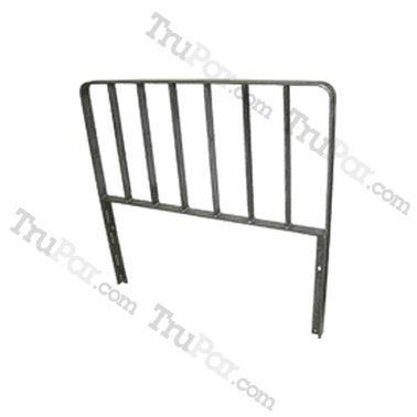 Hyster 1376338 Load Backrest :Forklift Forks & Attachments