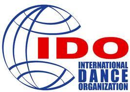 Logo IDO ( International Dance Organization )