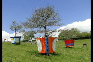 Tree Guards Heligan