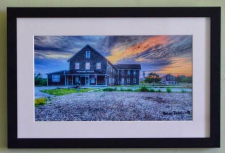Highland House Sunrise