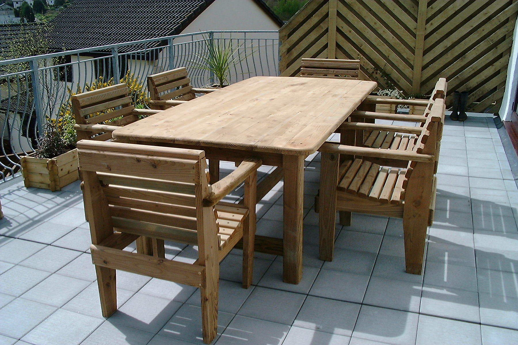 Garden Table And Chairs Garden Furniture