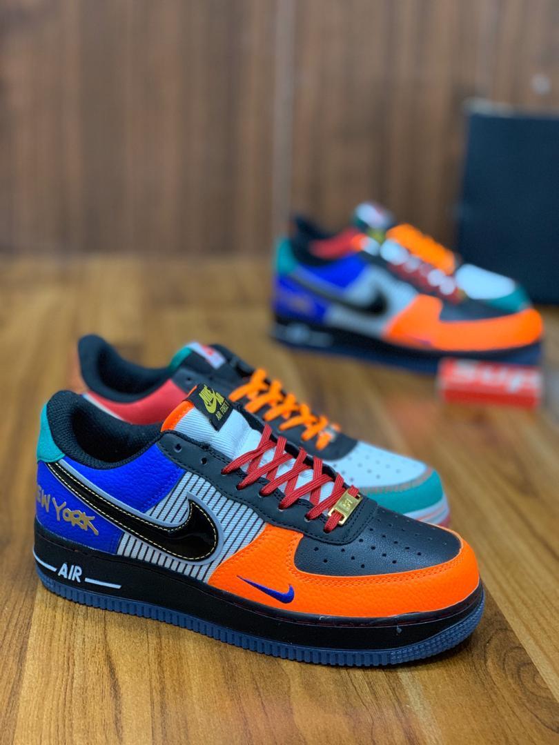 Nike Color Splash - Trushoe
