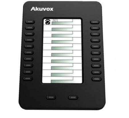 akuvox-ip-phone-em53-expansion-module-for-ip-phones