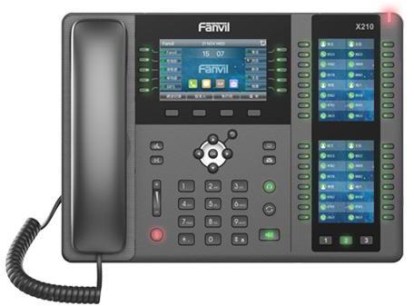 fanvil-ip-phone-x210-high-end-enterprise-ip-phone