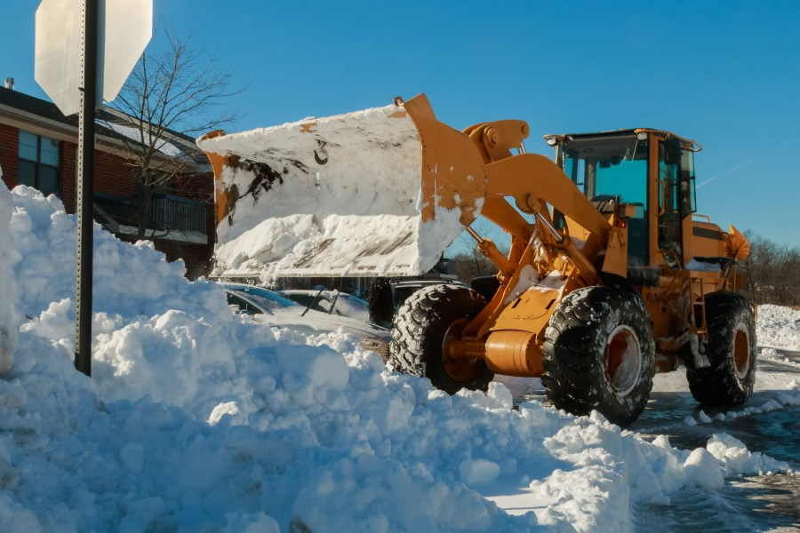 Commercial Snow Management in Lebanon, PA