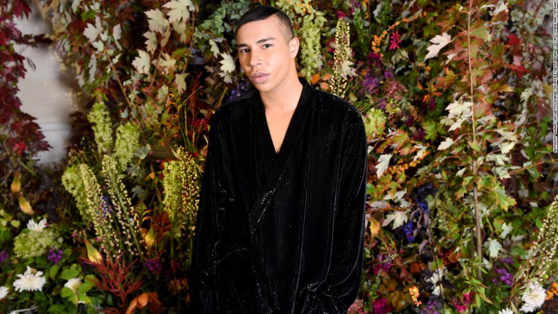 He has since reinvented both the menswear and. Balmain director Olivier Rousteing reveals he was badly ...